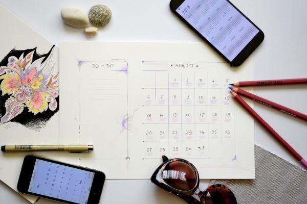 печать карманных календарей в москве