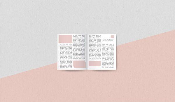 Печать информационных каталогов